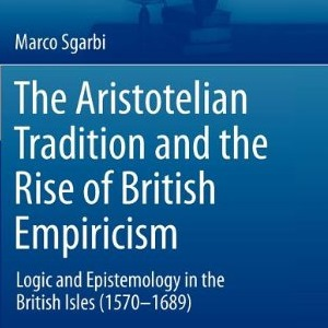 Sgarbi, Aristotelian Tradition and Rise of Empiricism