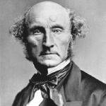 Portrait of John Stuart Mill, c. 1870