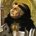 Painting of St. Thomas Aquinas