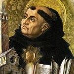Painting of St. Thomas Aquinas