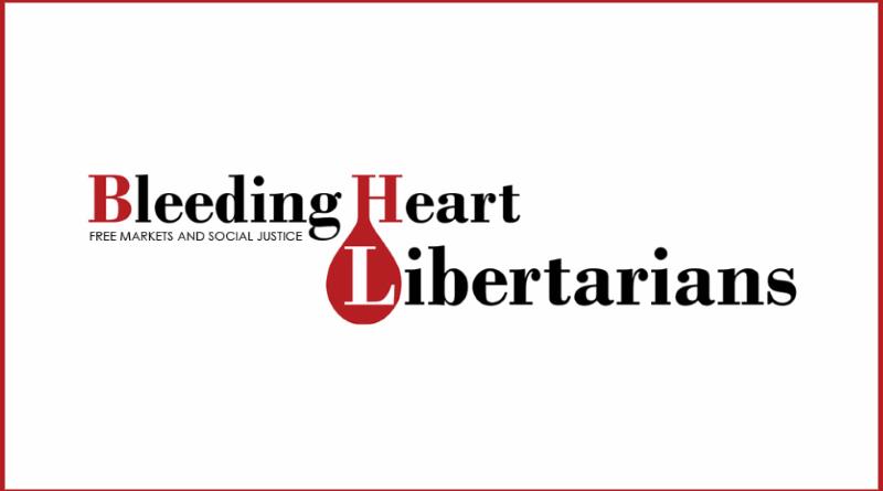 Masthead of bleedingheartlibertarians.com