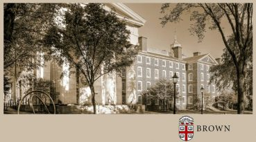 Photo of Brown University campus