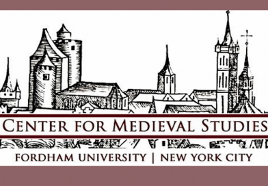 Fordham University's Medieval Fellow, 2016–7