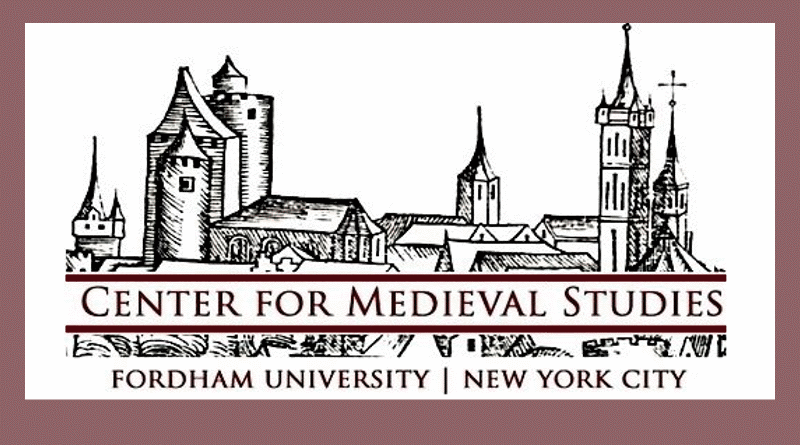 Logo for Fordham University's Center for Medieval Studies