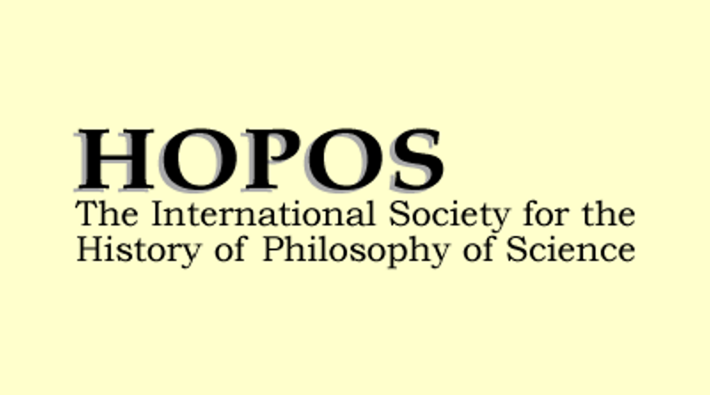 Logo for HOPOS: The International Society for the History of Philosophy of Science