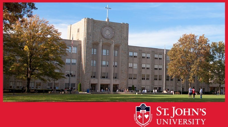 Photo of campus of St. John's University