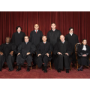 Photo of Supreme Court Justices